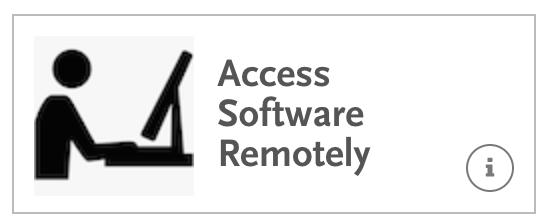 Access Remote Software icon