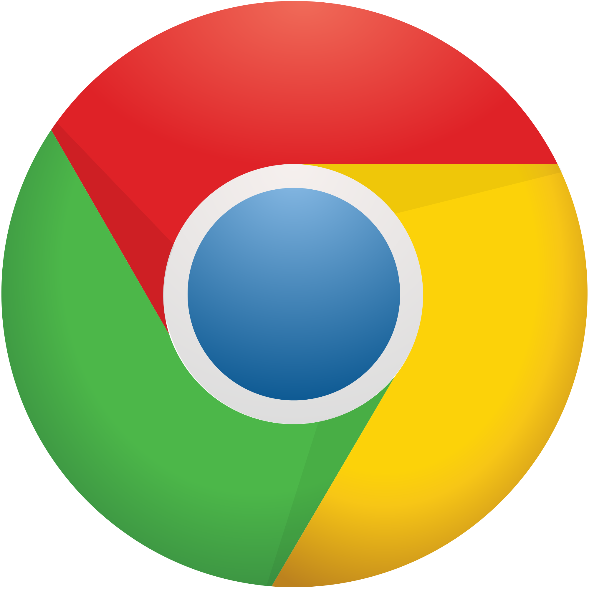 image depicting the google chrome icon