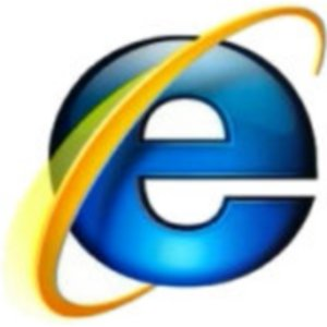 image depicting the internet explorer icon